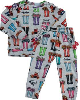 Daga girls wellie sweatshirt & jogpant M8564-8566