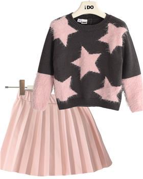 I Do girls winter top & skirt 43575-3662-021