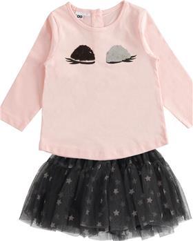 I Do girls winter top & skirt 43616-3661-021