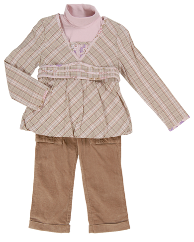 GIRLS 3 piece set 7174/835