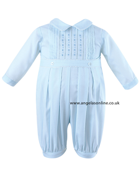 Sarah Louise Baby Boys All in One | Romper 8507