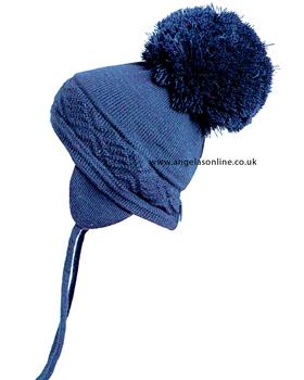 Satila Malva Hat Navy