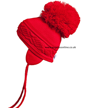 Satila Malva Hat Red