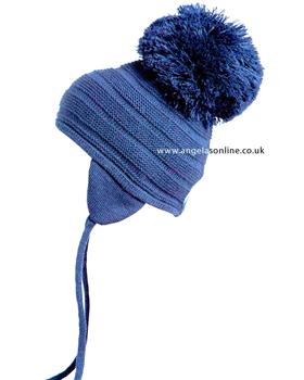 Satila Purl Navy Hat