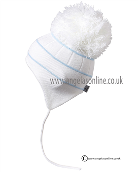 Satila Hat Bobby White/Blue