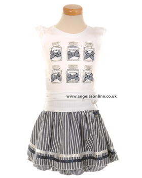 S&D Le Chic/Studs T-Shirt | Skirt 22115401/5773