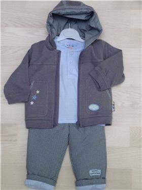 Everyday Kids Pequilino Three Piece Set 9030