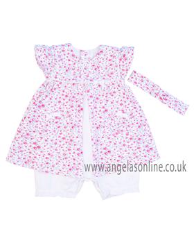 Emile et Rose Baby Girl Cicily 7202pp