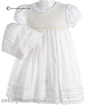 Sarah Louise Dress & Bonnet 197 IV