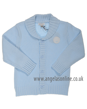 Absorba Baby Boy Cardigan 9D18042 Blue
