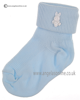 Boys Sock 125/3 bl/wh/rab