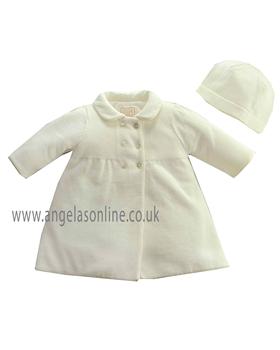 Emile et Rose Baby Girls Coat Dulcie 9222iv