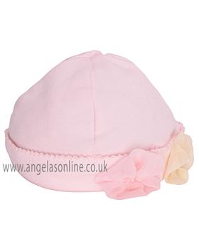 Kate Mack Baby Girls Hat 325RP Pink
