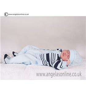 Emile et Rose Baby Boy AOI & Cardigan Dixon 1577pb