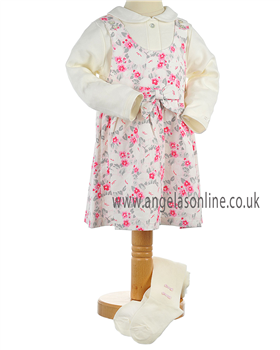 Emile et Rose Girls Dress Delia 6242pp