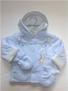 Coco Boys  Blue Jacket A3044 pb