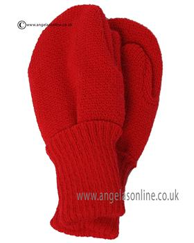 Satila Twiddle Mitt Red