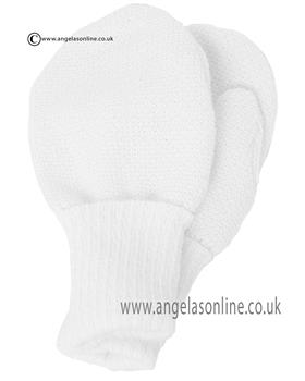 Satila Twiddle Mitt White