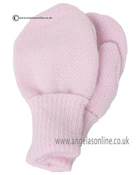 Satila Twiddle Mitt Pink