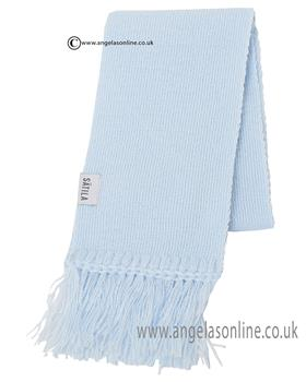 Satila Scarf Collin Pale Blue