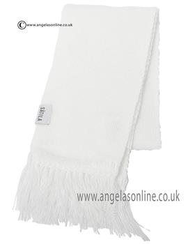 Satila Scarf Collin White