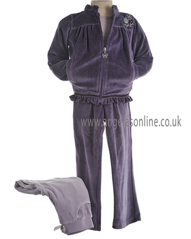 Mayoral Girls 4 Piece Tracksuit (2 x Trousers, Top and Jacket) 923