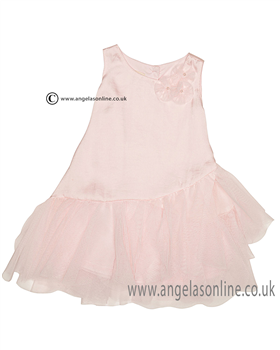 Kate Mack Girls Dress 332BGA Pink