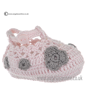 Emile et Rose Girls Booties 12345