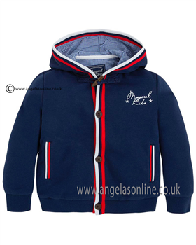 Mayoral Boys Hoody 3435 Navy