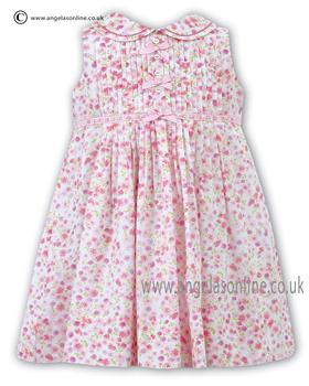 Sarah Louise Baby Dress 9770