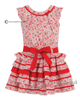 Sarah Louise Girls Dress 9813