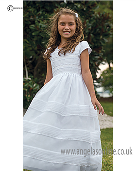 Sarah Louise Girls Communion Dress 9957