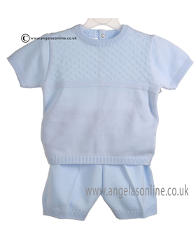 Pex Boys William 2 Pce Outfit B5892 Blue