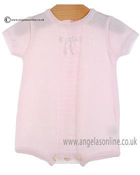 Mebi Girls Romper 1388/045 Pink