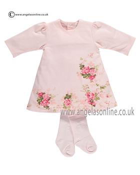 Emile et Rose Baby Girls Dress & Tights Fairy 6264pp