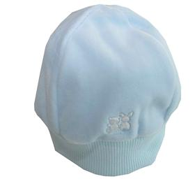 Emile et Rose Velour Pull on Hat 4617pb