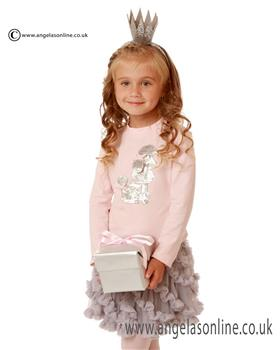 Kate Mack Poodle Top & Skirt 506/508 OPC