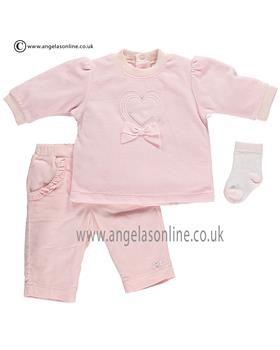 Emile et Rose Baby Girls Jumper & Trouser Fran 6365pp