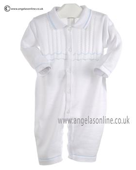 Pex Leon Baby Boys All In One 6042 White