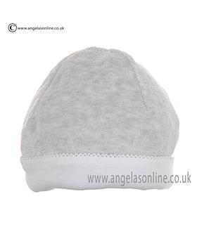 Laranjinha Baby Neutral Hat V3653 Grey