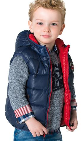 Mayoral Boys Gilet Body Warmer 4423 Red