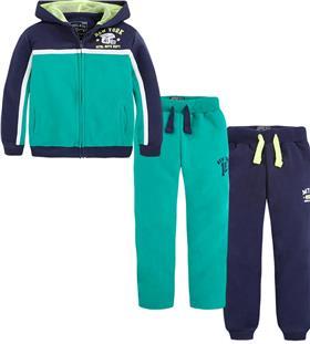 Mayoral Boys 2 Pants Tracksuit / Jogsuit 43 Green