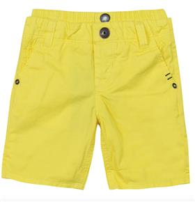 Catimini Boys Shorts CH25012 Yellow