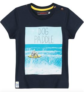 Catimini Boys T-Shirt CH10022 Navy
