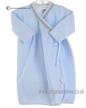 Babidu Baby Boy Nightdress 215 Blue
