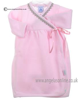 Babidu Baby Girl Nightdress 215 Pink