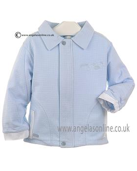 Coco Baby Boys Cardigan 4535 Blue