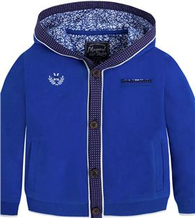 Mayoral Boys Hoody 3440 Blue