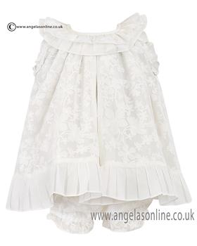 Sarah Louise Baby Girls Dress/Panty 010296