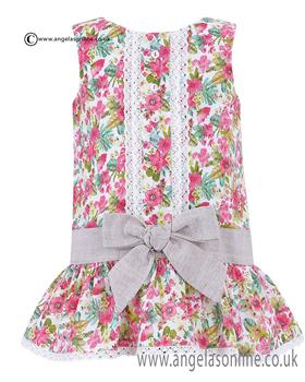 Sarah Louise Girls Dress 010353